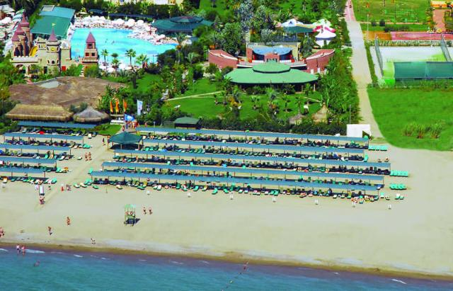 smeštaj Belek Beach Resort
