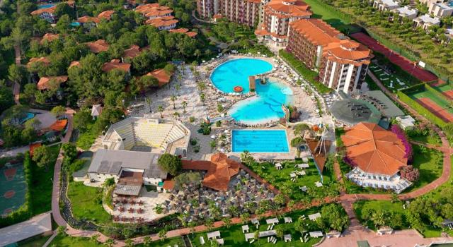 smeštaj Letoonia Golf Resort