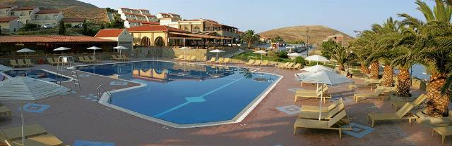 smeštaj Lemnos Village Resort
