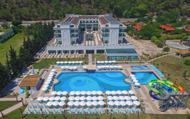 smeštaj Dosinia Luxury Resort