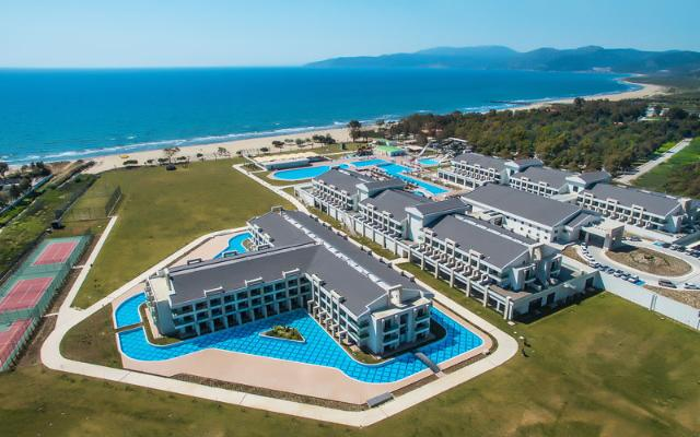 smeštaj Korumar Ephesus Beach & Spa Resort