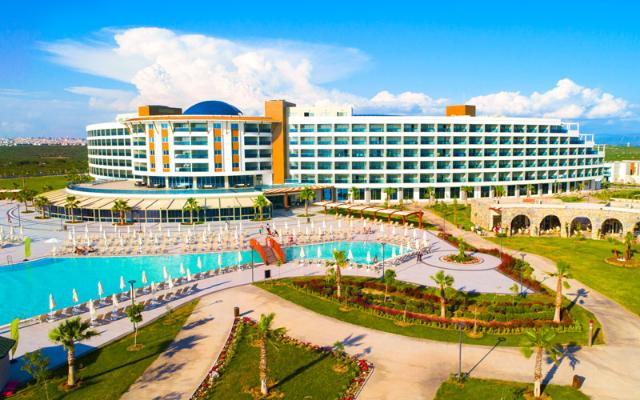 smeštaj Aquasis De Luxe Resort & Spa